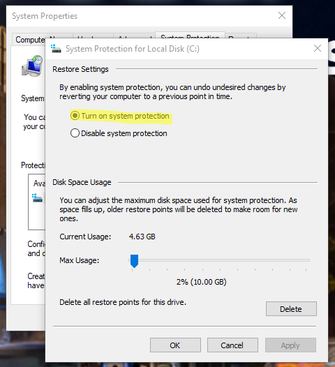 How to Configure Automatic Windows 10 Backups